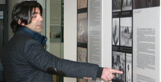 Fatih Akın Ermenistan'daki Soykırım Müzesi'ni ziyaret etti
