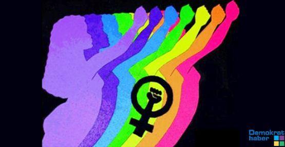 Feministlerin İstanbul çıkarması