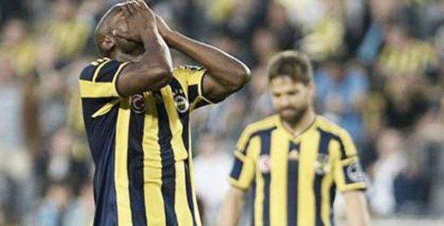 Fenerbahçe Kadıköy'de büyük yara aldı