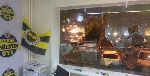 Fenerbahçe'ye bir saldırı daha düzenlendi