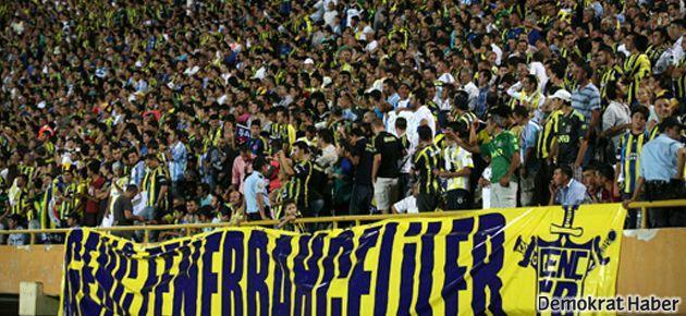 Fenerbahçeliler: Katliamınıza ortak olmamak için kupada yokuz