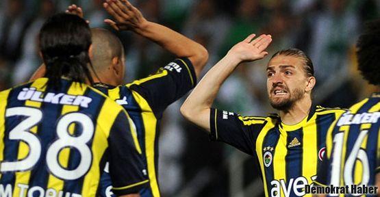 Fenerbahçe'ye teselli kupası