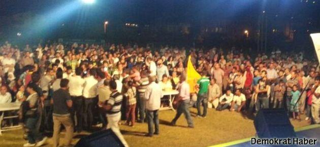 Ferhat Tunç konserine faşist saldırı