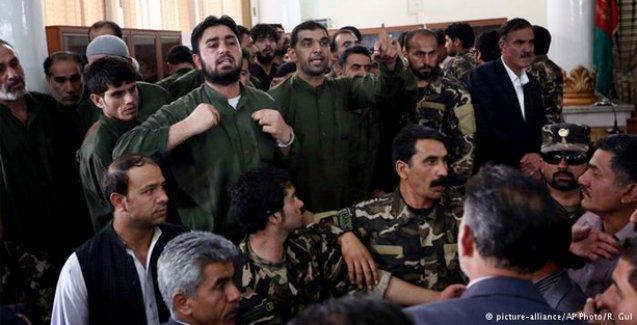Ferhunde'yi korumayan 11 polise hapis cezası