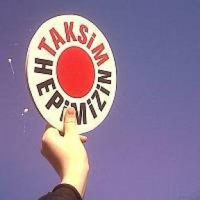 'Ferman AKP'nin Taksim bizimdir'