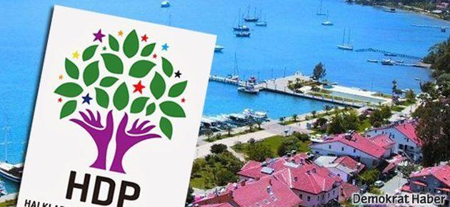 Fethiye'de HDP'ye saldırı hazırlığı!