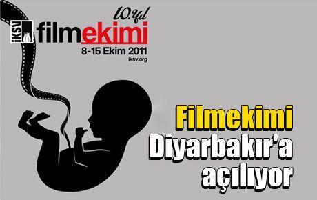Filmekimi Diyarbakır'a da açılıyor