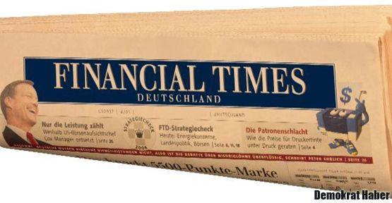 Financial Times Eşrefiye olaylarını yazdı