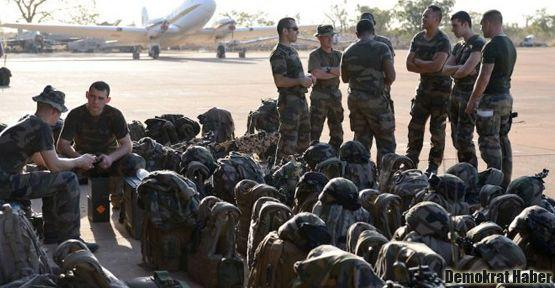 Fransa Mali'de kara operasyonuna hazırlanıyor