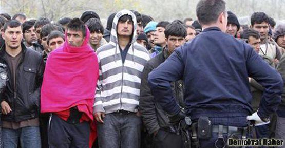 Fransa'da göçmenlere oturum izni