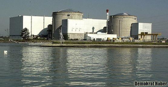 Fransa'da nükleer kaza