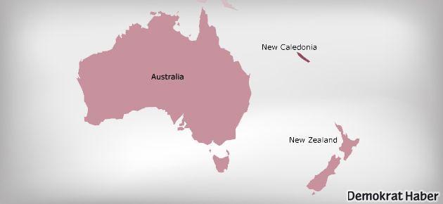 Fransız sömürgesi Yeni Kaledonya bağımsızlık yolunda
