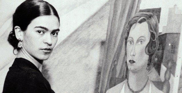 Frida'nın aşk mektupları 137 bin dolara satıldı