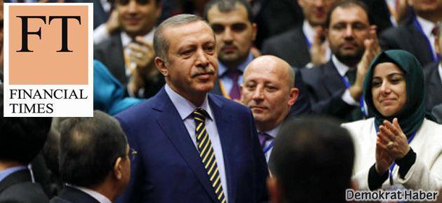 FT: 'Başbakan'ın yenilmez görünümü gitti'