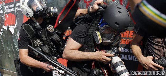FT: Gezi göstericileri üzerindeki baskı yoğunlaşıyor