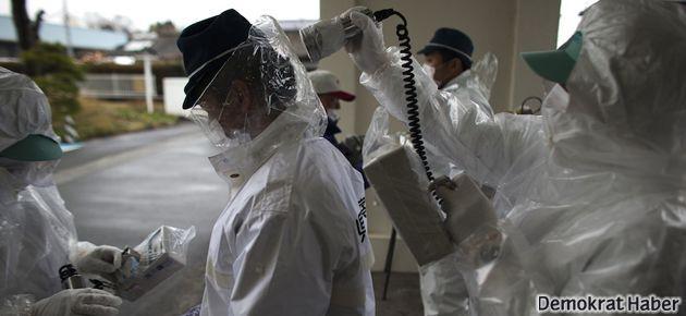 Fukushima nükleer santralinde yeni sızıntı
