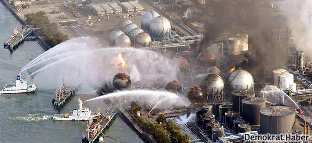 Fukuşima'da tehlikeli seviye