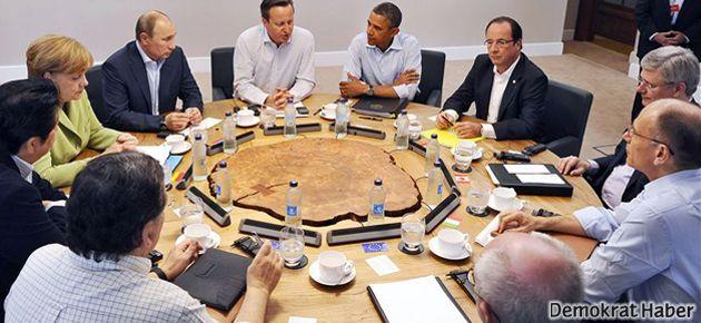 G8'den çarpıcı El Kaide kararı