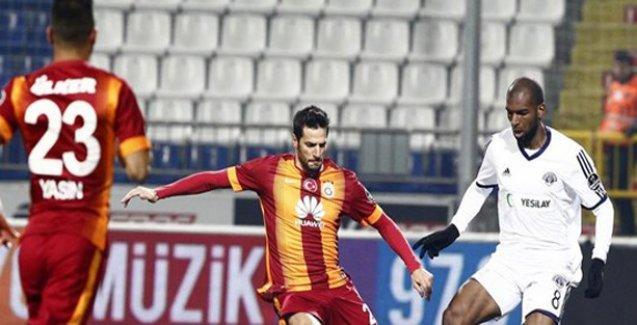 Galatasaray 2-0 geriden gelip kazandı