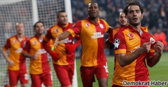 Galatasaray eski günlerdeki gibi