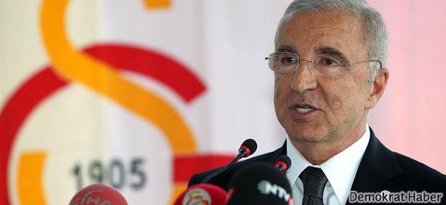 Galatasaray genel kurul kararı aldı