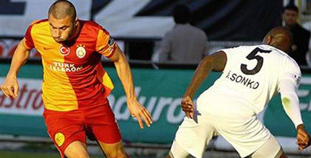 Galatasaray Hamza Hamzaoğlu ile bir başka…