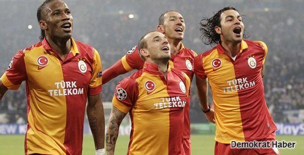 Galatasaray 'Irkçılığa hayır' diyecek