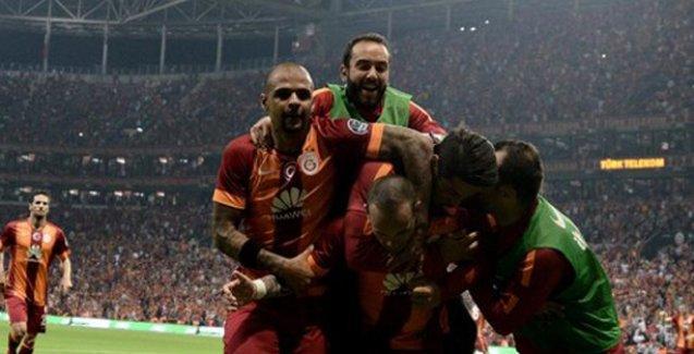 Galatasaray şampiyonluk yolunda bir engeli daha 1-0'la geçti