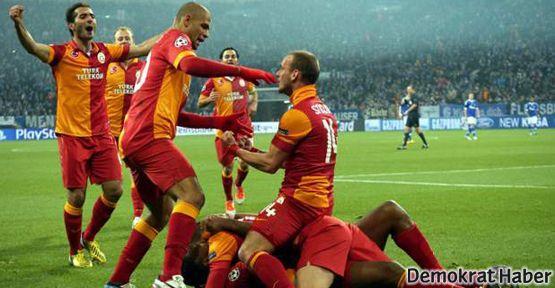 Galatasaray'a zor rakip