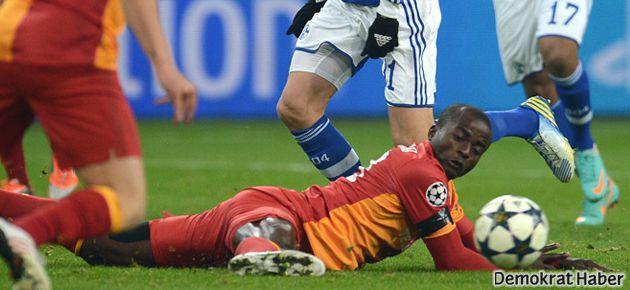 Galatasaraylı oyuncunun peşindeler