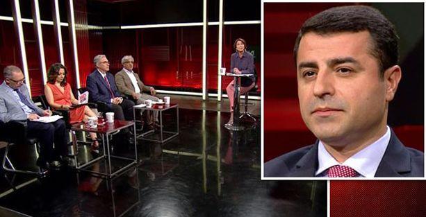 Gazeteci Murat Yekin'den Demirtaş'a 'cesareti' için teşekkür