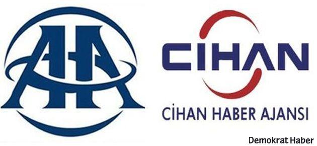 Gazeteci Örgütleri AA ve CİHAN tutarsızlığını değerlendirdi