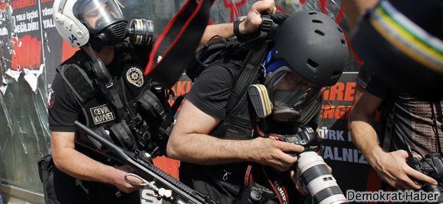 Gazetecilere, 'Gezi için şikayetçi ol' çağrısı