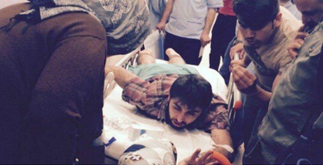 Gazi Mahallesi'nde HDP'lilere silahlı saldırı!