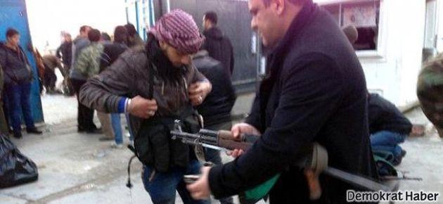 Gaziantep Valisi: Silahlı grubu kampa yerleştirdik!