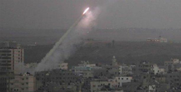 'Gazze'den İsrail'e roket' iddiası