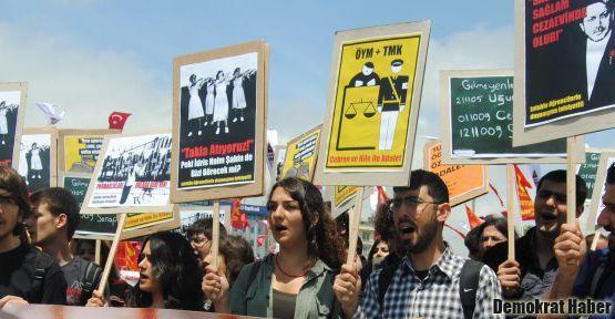 Gençler 19 Mayıs için Kaygı Duruşu'nda bulundu