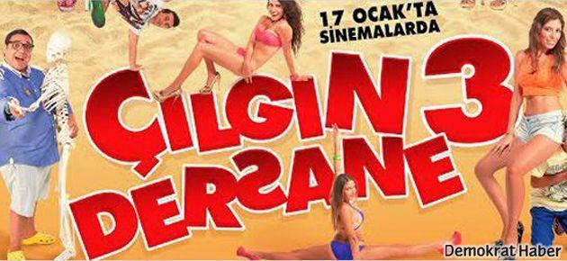 Gençlik Filmi Çılgın Dersane 3 Full İzle