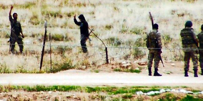 Genelkurmay Başkanlığı açıkladı: 'IŞİD'e giderken yakaladığımız Türk'ü serbest bıraktık'