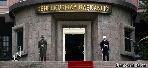 TSK, BDP'yle ilgili o ifadeyi sitesinden kaldırdı
