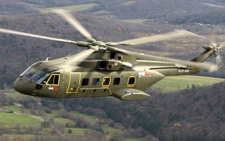 Genelkurmay'dan helikopter açıklaması