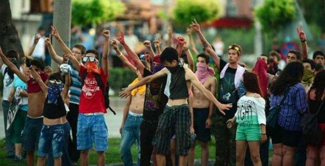Gezi davasında çocuklara ceza yağdırıldı!