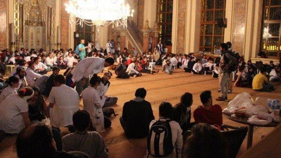 Gezi davasında, dönemin Dolmabahçe Camii imamına zorla getirme kararı
