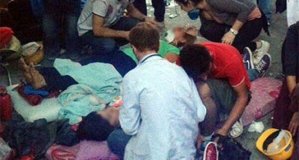 Gezi'deki gönüllü doktorlara açılan davada karar verildi