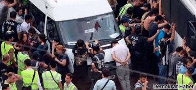 Gezi Direnişçileri'nin evlerine sabah baskını