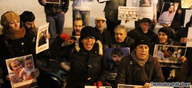 Gezi Direnişi Tutuklu Aileleri: Direnmek suçsa bizi de alın!