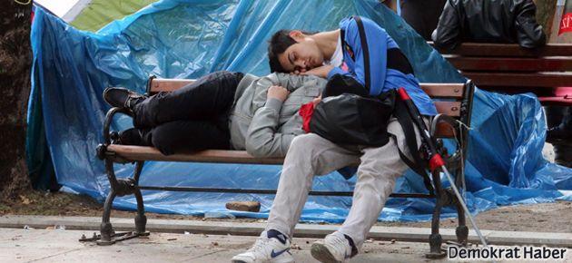 Gezi Parkı açılışı 'iftar çadırı'yla yapacak