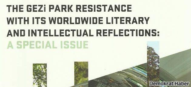 Gezi Parkı eylemleri çok-dilli edebiyat dergisinde