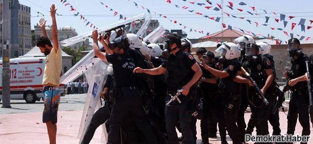 'Gezi Parkı' iddianamesi tamamlandı!