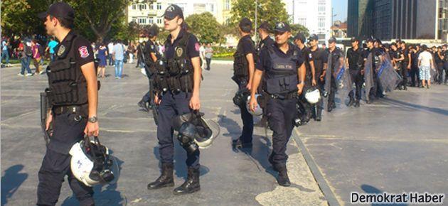 Gezi Parkı yine kapatıldı!